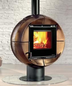 Valmiskamin - BROSELEY FIRES Ltd. Ingl. - Fireball